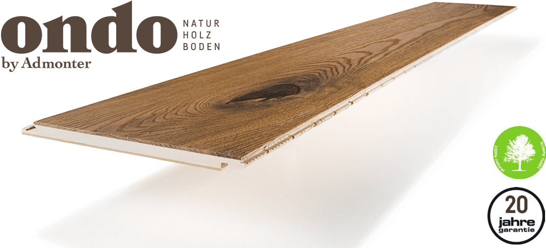 ondo - Naturholzboden by Admonter - Made in Austria