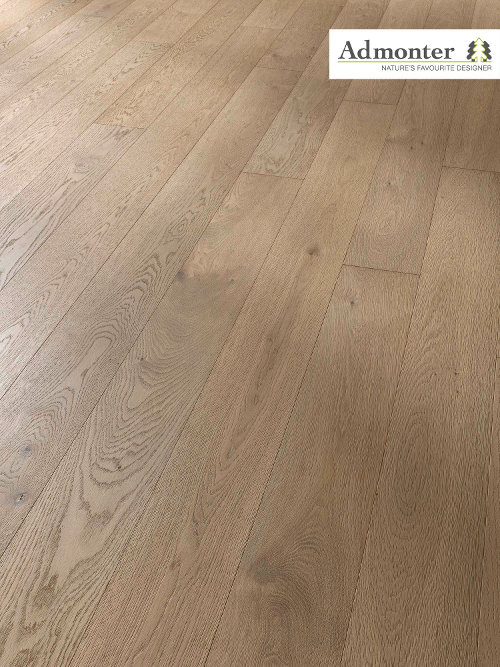 Admonter FLOORs Landhausdiele Eiche Akona gebürstet & geseift