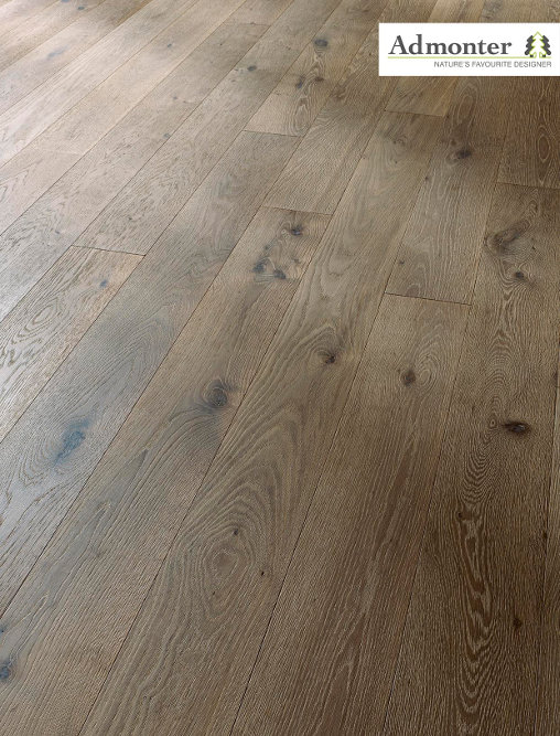 Admonter FLOORs Landhausdiele Eiche Enas gebürstet & geseift