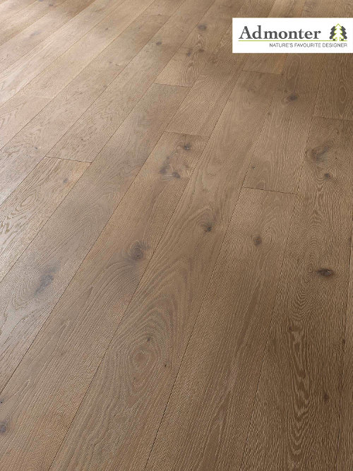 Admonter FLOORs Landhausdiele Eiche Faro gebürstet & geseift