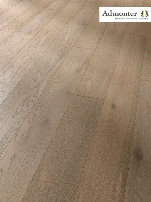 Admonter FLOORs Landhausdiele Eiche Moya gebürstet & geseift