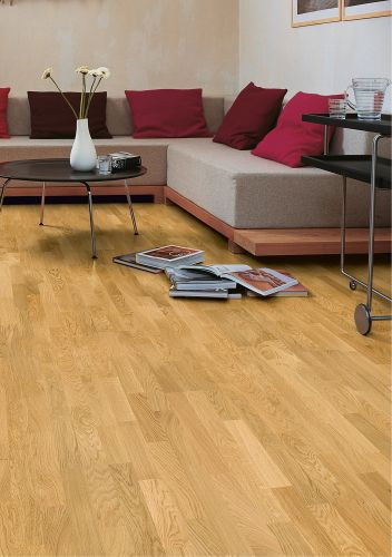 Quick-Step Parkett Villa Noble Eiche Natur Satin VIL1361