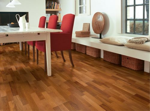 Quick-Step Parkett Villa Merbau Satin VIL1366